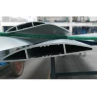 Warehouse Using Industrial Palm Frond Fan Blades / Aluminum Louvers Panel HVLS Fan Blade Manufactures