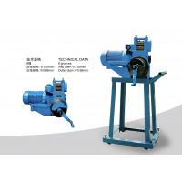 0.66-3.55mm Wire Pointing Machine , Electric Motor Wire Drawing Equipment Manufactures
