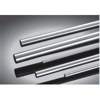 20MnV6 Steel Hard Chrome Plated Piston Rod , Hydraulic Piston Rod Manufactures