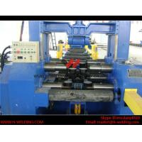 H Beam Production Line Heavy Duty Assembly Machines for Steel Structure Manufactures