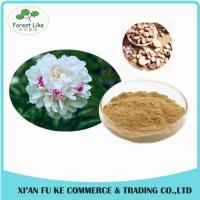 Pure Cosmetic Raw Material White Peony Root Extract Manufactures
