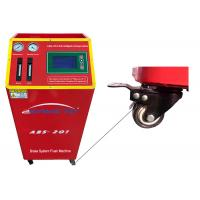 Pressure Brake Fluid Exchange Machine 10L Old Drum 150W Power CE Approval Manufactures