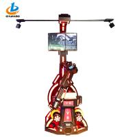 Buy cheap Custom Virtual Cinema Machine Virtual Reality Shooting Game Machine from wholesalers