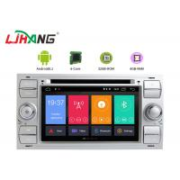 32GB ROM Ford F150 Dvd Player , Steering Wheel Control Double Din Radio With Gps Manufactures