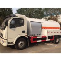 China 5CBM - 35CBM Bobtail LPG Truck , 5000L Propane Tank Truck ISO 9001 Approved on sale