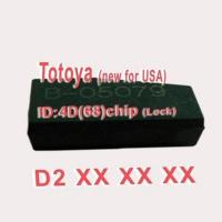 Toyota ID4D68 Chip Manufactures