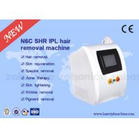 2000W IPL Laser Hair Removal Machine SHR IPL Fast Permanent  Depilation Manufactures