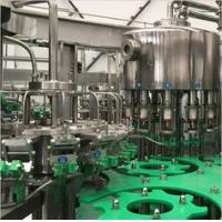 4.8kw Electric Beer Bottle Filling Machine Long Distance Control System Manufactures