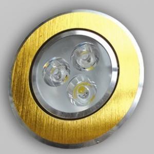 Cold White High Power LED Spot Light Bulbs for Kitchen or Restaurant , Aluminum Housing Manufactures