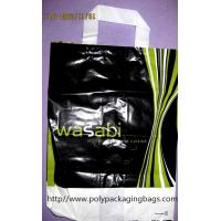 Quality 4 Colors Printing/  handle 5cm wide and 50cm long /side gusset 8cm when open, bottom gusset 10cm With Handle Bag for sale
