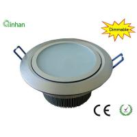 High quality AC110 / 220V 9W 180 degree 720 LM dimmable LED downlight,2 years warranty Manufactures