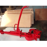 API 7K Drilling Rig Type C Manual Tongs For Drill Pipe Casing Joint And Coupling Manufactures