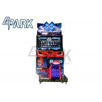 Amusement Park Equipment Coin Operated Snow Motor Racing Game Machine Manufactures