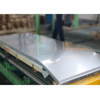304 316 310S Grade Cold Rolled Stainless Steel Plate With 1000 - 1500mm Width Manufactures