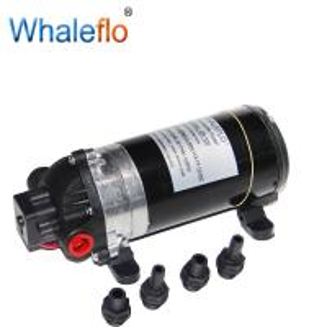 WHALEFLO DP-160 irrigation ultra high pressure portable diaphragm 12v water pump Manufactures