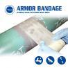 Certified in Europe & USA,ansen fiberglass pipe repair wrap fix tape Fiber-fix kit for fast repair pipe leaks Manufactures