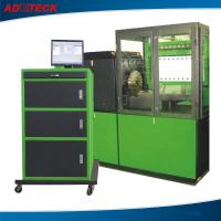 415V 50 / 60HZ Common rail System and Diesel Fuel Pump Test Bench automatic 22K 2000 bar Manufactures