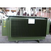 Oil Immersed Amorphous Metal Distribution Transformer 30 Kv - Class Manufactures