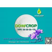 DOWCROP AGRICULTURE USE 100% WATER SOLUBLE BALANCE FORMULA COMPOUND NPK 19-19-19 WITH TRACE ELEMENTS CRYSTAL POWDER Manufactures