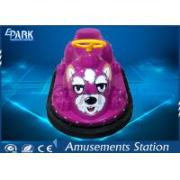 1 Player Battery Bumper Car Racing Music Play One Year Warranty 8 Hours Battery Manufactures