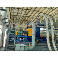 Wastewater Sludge Dryer Machine Low Temperature Touch Screen Control Manufactures