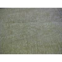 China Sliced Natural Tamo Ash Burl Wood Veneer Sheet on sale