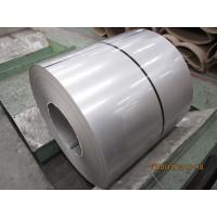 JIS3321 / ASTM A792M Galvalume Cold Rolled Steel Coil 150g / m2 For Door Making Manufactures