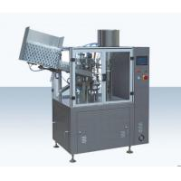 Toothpaste / Plastic Tube Sealing Machine , Cosmetic Tube Filling Sealing Machine Manufactures