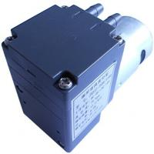 DC electric brush/brushless motor assemblied vacuum air pump 12v 24V optional Manufactures