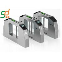 Bidirectional Automatic Turnstiles Access Control Swing Gate Turnstile Manufactures