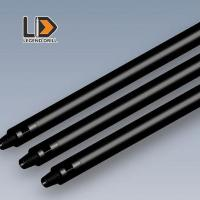 Forging DTH Seamless Drill Pipe For Blast Hole Water Well Drilling Project Manufactures