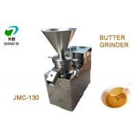 new automatic stainless steel peanut butter processing machine/colloid mill machinery Manufactures
