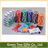300pcs per set 11.5g PS Poker Chip/ dice poker chip for gambling house Manufactures