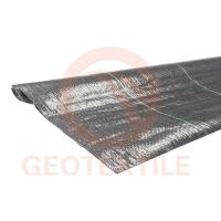 50 - 200M Weed Control Membrane , Anti UV Geotextile Fabric For Garden Beds Manufactures