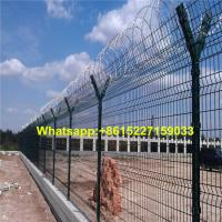 Military wire mesh fence Manufactures