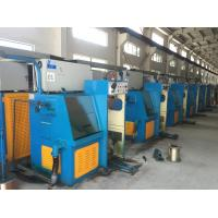 2500mpm High Speed Wire Drawing Equipment With PID Synchronous Control Spool Manufactures