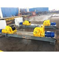 Self Centering Conventional Welding Rotator Pipe Turning Rollers 5000kgs Load Manufactures