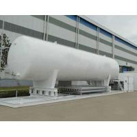 ASME Vertical Big Cryogenic Liquid Storage Tank Long Service Life Manufactures