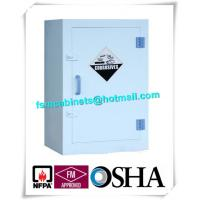 PP Acid Corrosive Safety Storage Cabinets , PP Hazardous Storage Cabinets for Corrosive Manufactures