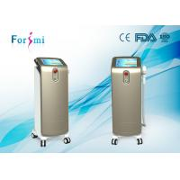 China 2017 beauty equipment device system permanent hair removal wax soprano 808nm diode laser machine on sale