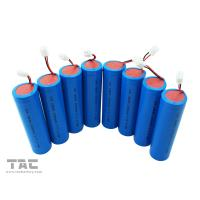 AA Lithium Ion Cylindrical Battery 14500 800MAH 3.7V For Clipper and Massage Device Manufactures