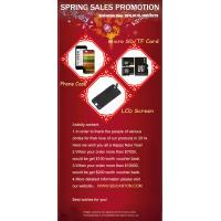 Spring Sales Promotion! Manufactures