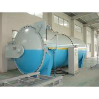 Pressure Defense Industrial Autoclave Machine Φ2.5m With Safety Interlock Manufactures