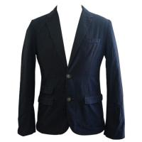 Black Cotton mens Suit Jacket Garment Dyeing Service / professional clothes dying Manufactures