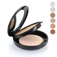 Long Lasting Cream Contour Kit Face Powder Makeup With Mirror Color Custom Manufactures