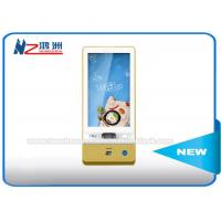 42 Inch Touch Screen Restaurant Self Ordering Kiosk Customizable Color And Logo Manufactures