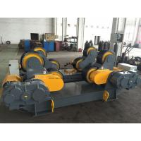 40 Ton CE Approved Pipe Welding Rotator For Offshore Pipe / Pressure Vessel Manufactures