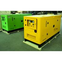 Three phases Four wires 30kw electric generating set  by F4L912 Engine Manufactures