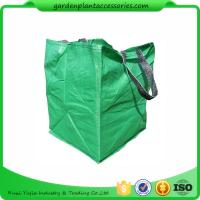 Heavy Duty Garden Plant Accessories - Green Reuseable Garden Leaf Waste Bags Manufactures