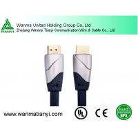 Quality High speed cable factory 3D hdmi cable 1.4 1.8m 6ft hdmi to hdmi cable with 4K for sale